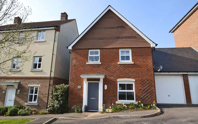 3 Bedrooms House for sale in Riverside, Codmore Hill, Pulborough, West Sussex, RH20