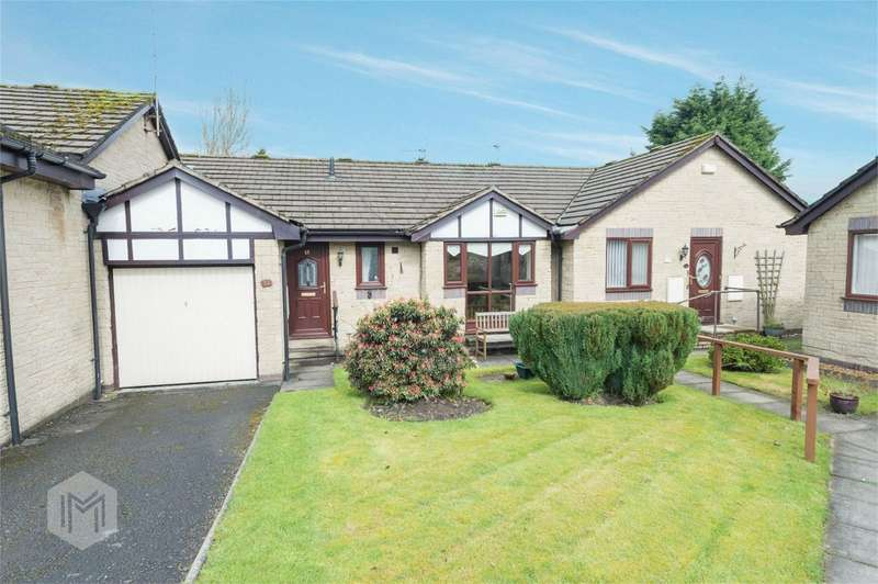 2 Bedrooms Terraced Bungalow for sale in Sharples Hall Fold, Astley Bridge, Bolton, Lancashire