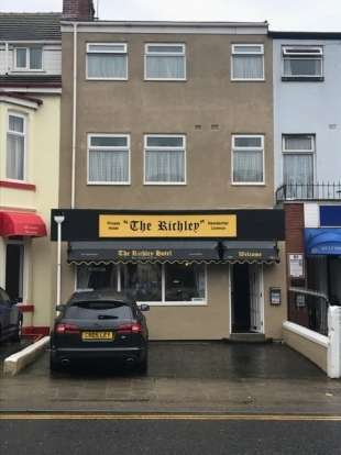 11 Bedrooms Hotel Gust House for sale in Hornby Road Central Blackpool