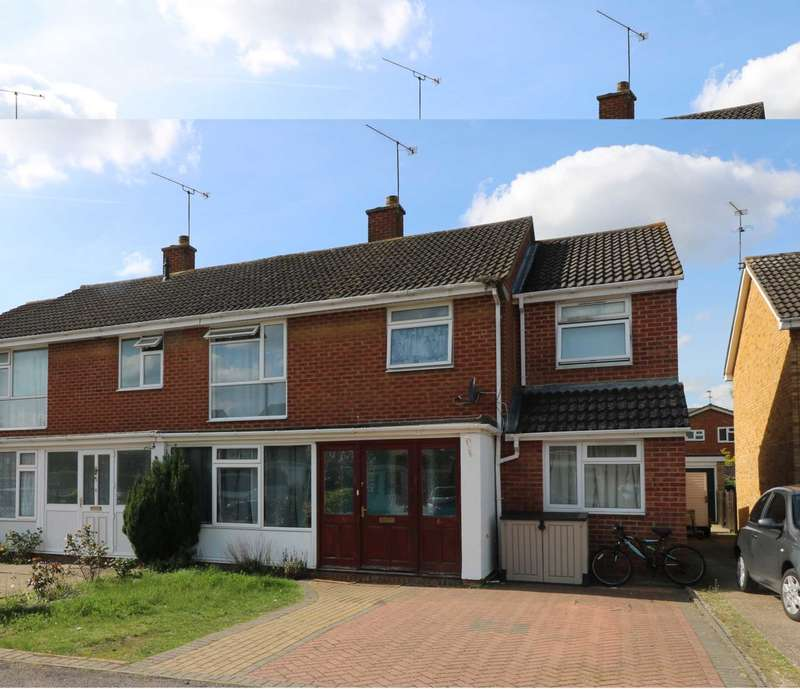5 Bedrooms Semi Detached House for rent in Lind Close, Reading
