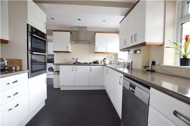 4 Bedrooms Semi Detached House for sale in Heathfield Road, Stroud, Gloucestershire, GL5 4DQ