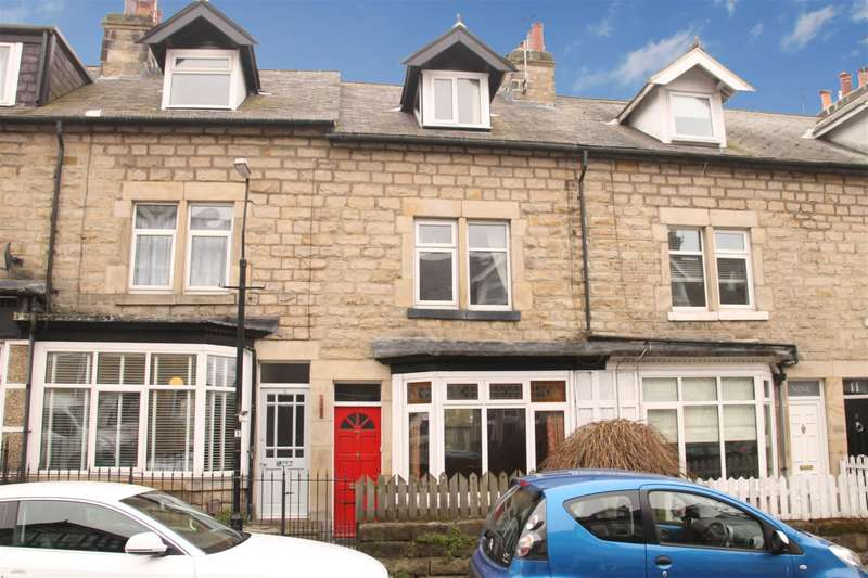 4 Bedrooms Terraced House for sale in Grange Avenue , Harrogate, North Yorkshire, HG1 2AG