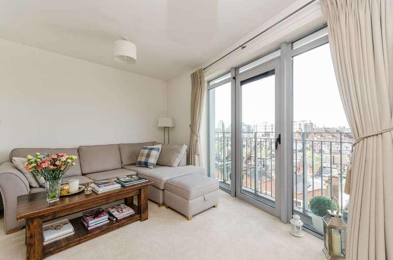1 Bedroom Flat for sale in Wandsworth Bridge Road, Sands End, SW6