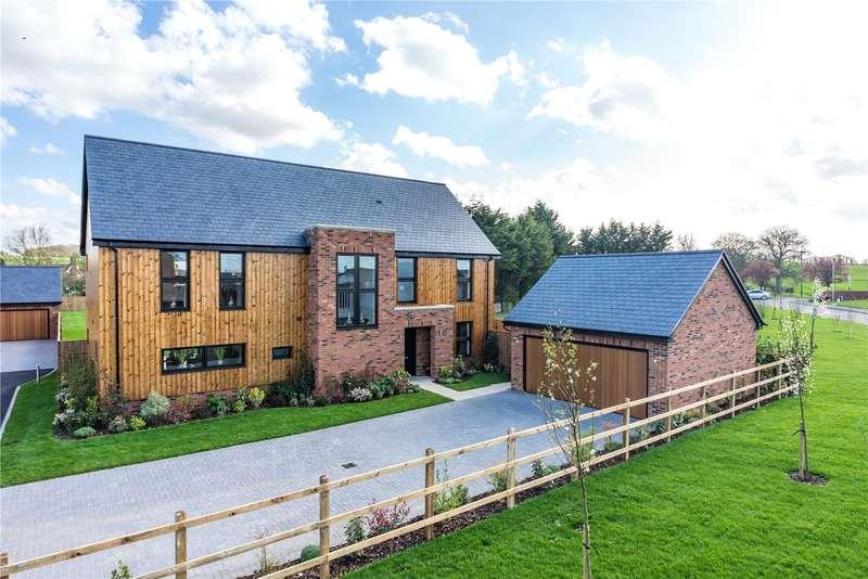 5 Bedrooms Detached House for sale in Mulberry Gardens, Station Road, Ashwell, Baldock, Hertfordshire, SG7