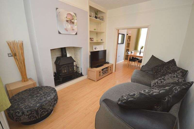 2 Bedrooms Terraced House for sale in Holt Lane, Runcorn
