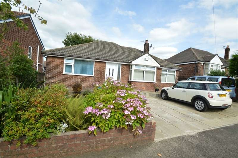 4 Bedrooms Detached Bungalow for sale in Southgate Road, Sunny Bank, Bury, BL9