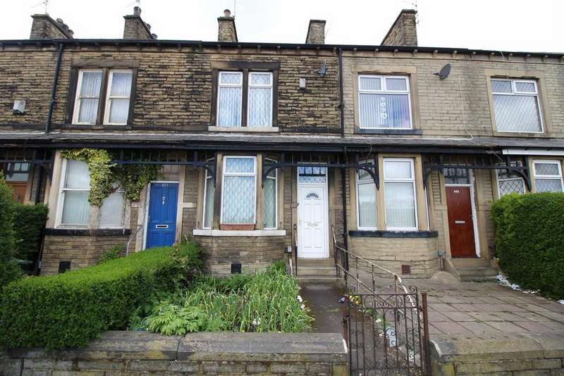 3 Bedrooms Terraced House for sale in Killinghall Road, Bradford, BD2 4SD