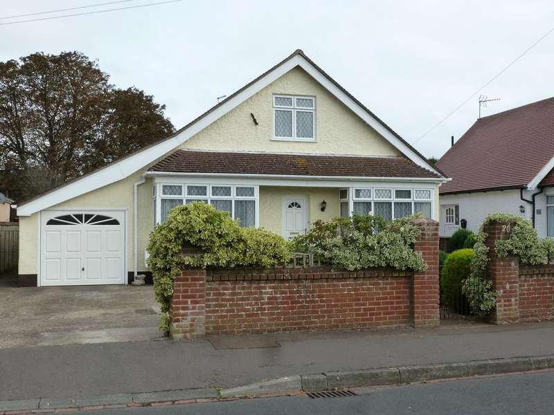4 Bedrooms Detached House for sale in SEFTON AVENUE, ALDWICK, BOGNOR REGIS PO21