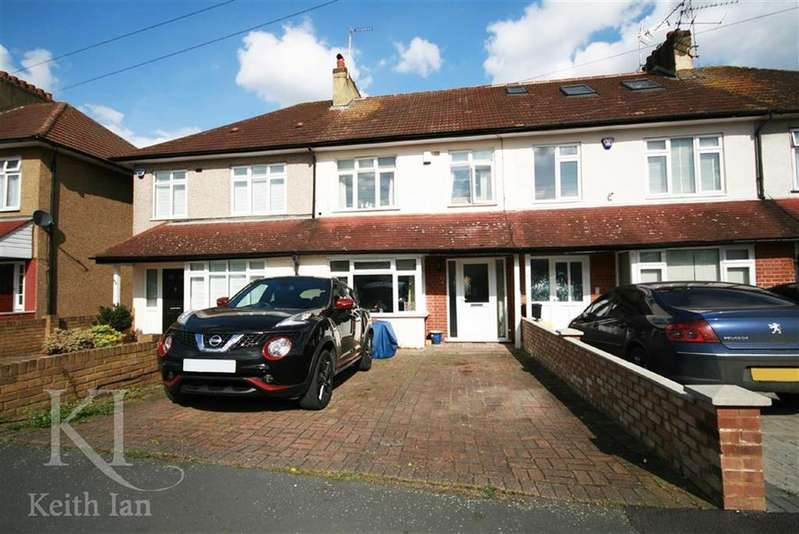 3 Bedrooms Terraced House for sale in Clarendon Road, Cheshunt