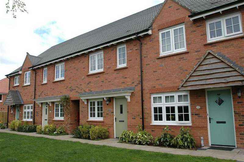 3 Bedrooms Mews House for sale in Arnhem Way, Saighton, Chester