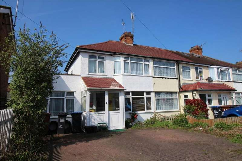 4 Bedrooms End Of Terrace House for sale in Broad Acres, HATFIELD Garden Village, Hertfordshire