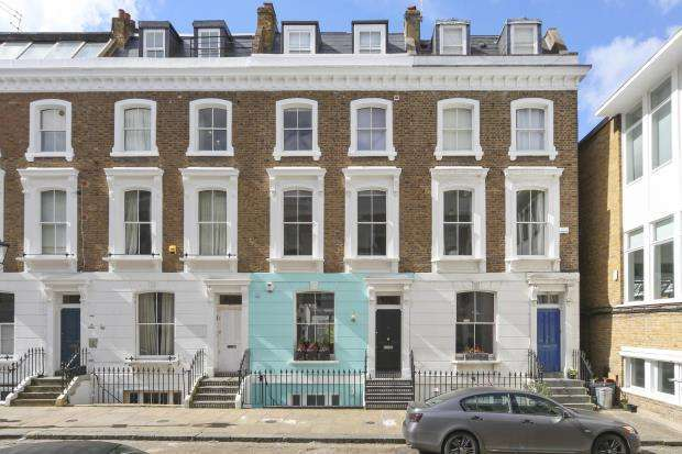 4 Bedrooms Terraced House for sale in Egbert Street, Primrose Hill, London, NW1