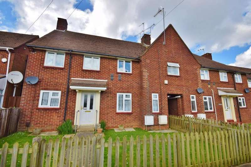 2 Bedrooms Maisonette Flat for sale in Cobbett Green, Basingstoke, RG22