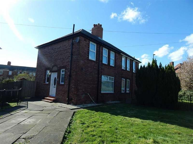 3 Bedrooms Semi Detached House for sale in Clapham Avenue, Walker, Newcastle Upon Tyne, NE6