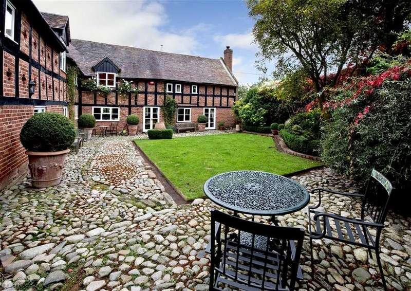 7 Bedrooms Barn Conversion Character Property for sale in The Coach House, Kemberton, Near Shifnal, Shropshire, TF11