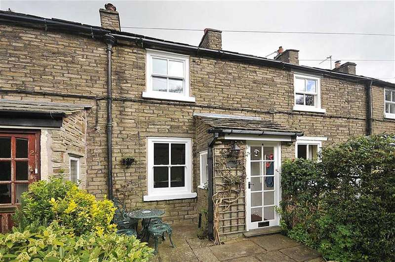 2 Bedrooms Terraced House for sale in Redway, Kerridge, Macclesfield