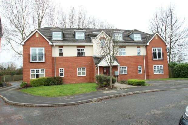 2 Bedrooms Apartment Flat for sale in Crossland Mews, Lymm