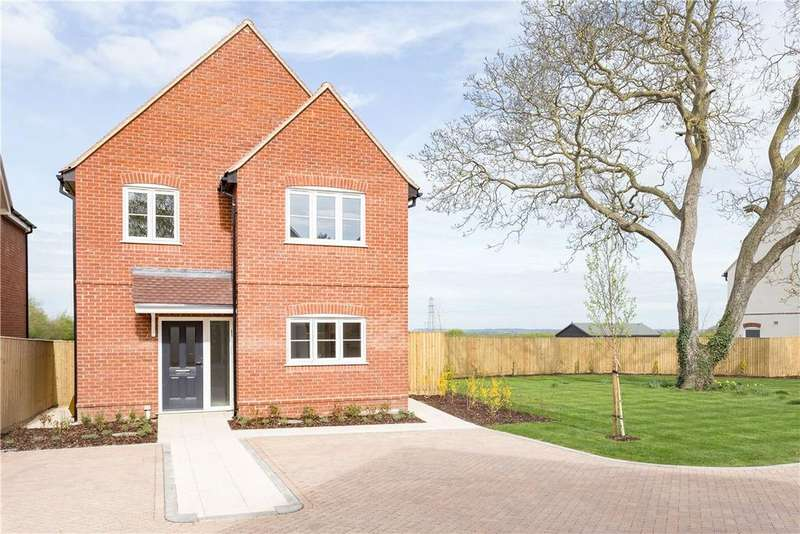 4 Bedrooms Semi Detached House for sale in 71-77 Lower Icknield Way, Chinnor, Oxfordshire, OX39