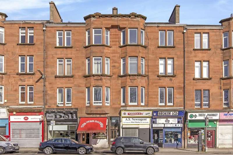 1 Bedroom Flat for sale in 3/2, 1264 Paisley Road West, Cardonald, Glasgow, G52