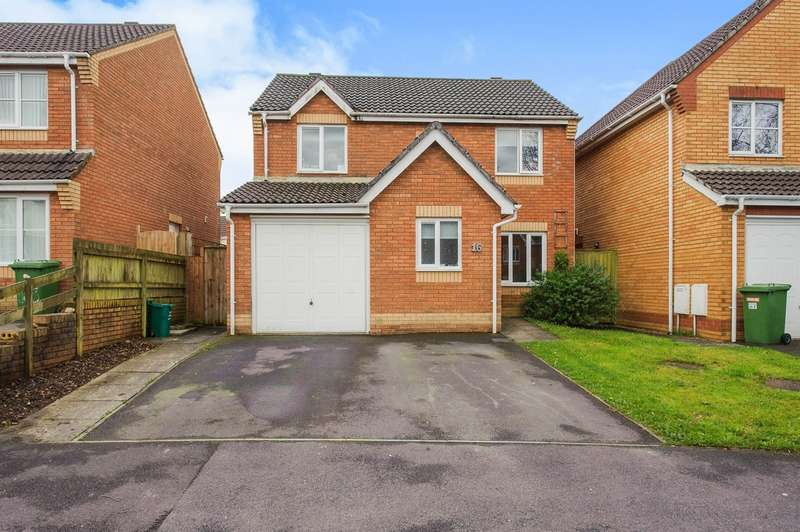 4 Bedrooms Detached House for sale in Butterfly Close, Church Village, Pontypridd