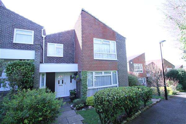 4 Bedrooms Semi Detached House for sale in Cordrey Gardens