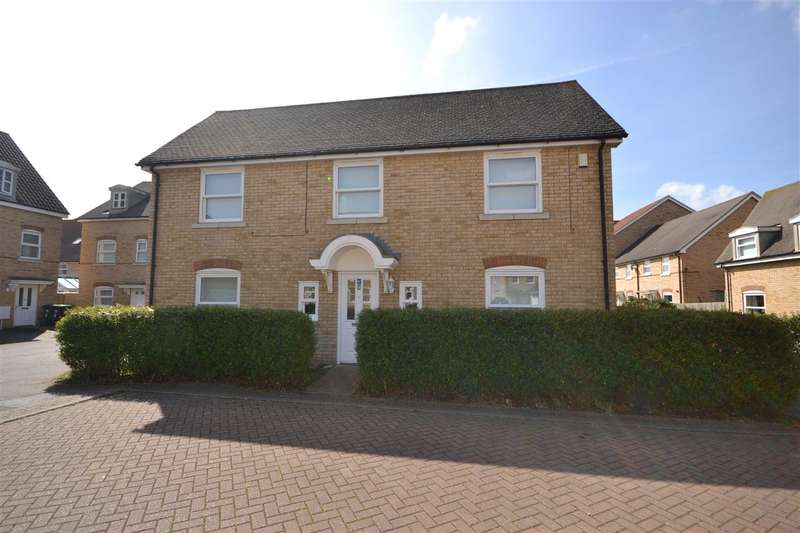 4 Bedrooms Detached House for sale in Lines Close, Soham