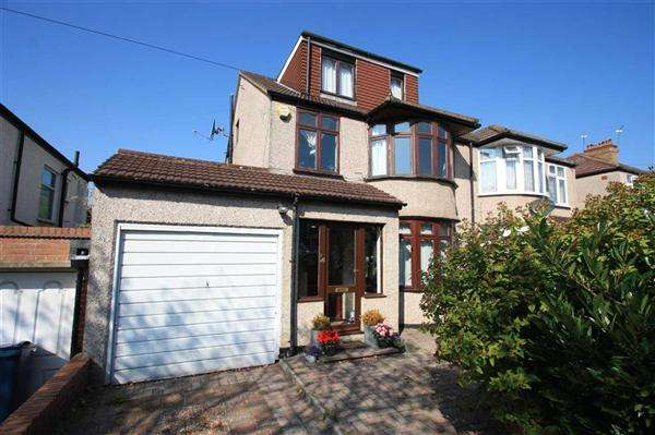 5 Bedrooms Semi Detached House for sale in Drummond Drive, Stanmore