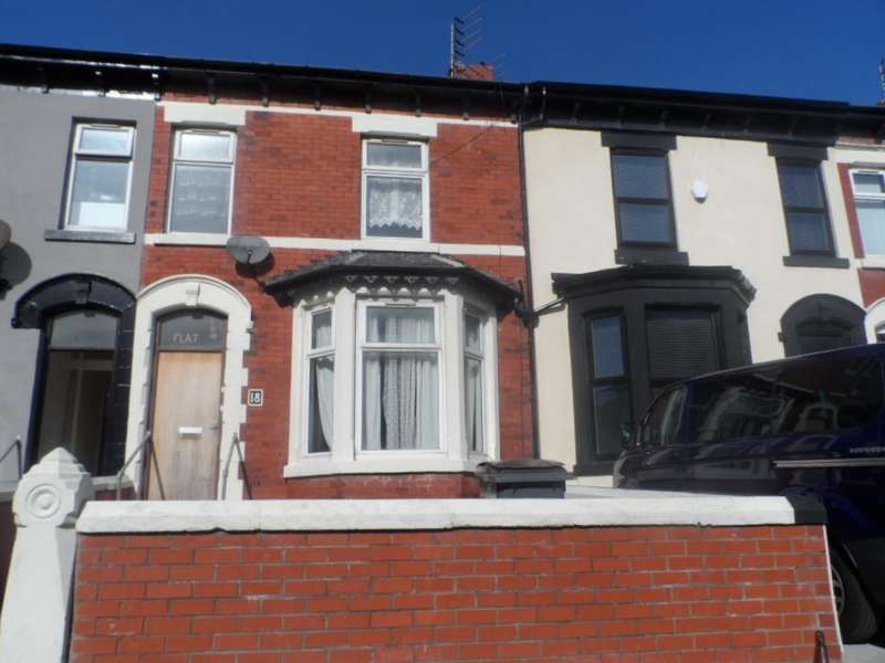 Commercial Property for sale in Cheltenham Road, BLACKPOOL, FY1 2PR