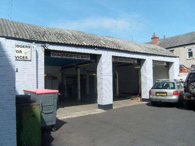 Retail Property (high Street) Commercial for sale in Henry Street, Blackpool, FY1 5JG