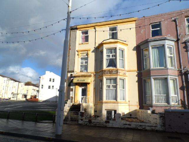 Commercial Property for sale in Promenade, BLACKPOOL, FY1 1RJ