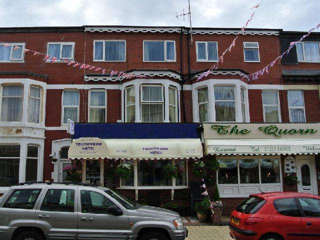 Hotel Commercial for sale in St Chads Road, Blackpool, FY1 6BP