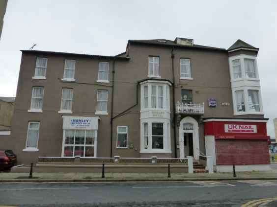 15 Bedrooms Hotel Commercial for sale in VANCE ROAD, Blackpool, FY1 4QD