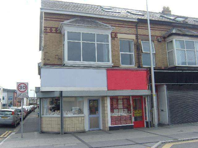 Retail Property (high Street) Commercial for sale in Waterloo Road, BLACKPOOL, FY4 1AD