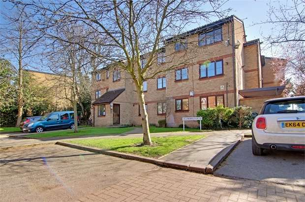 2 Bedrooms Flat for sale in Chamomile Court, Yunus Khan Close, London
