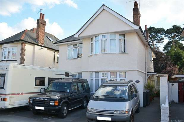 6 Bedrooms Detached House for sale in Frances Road, Bournemouth, Dorset