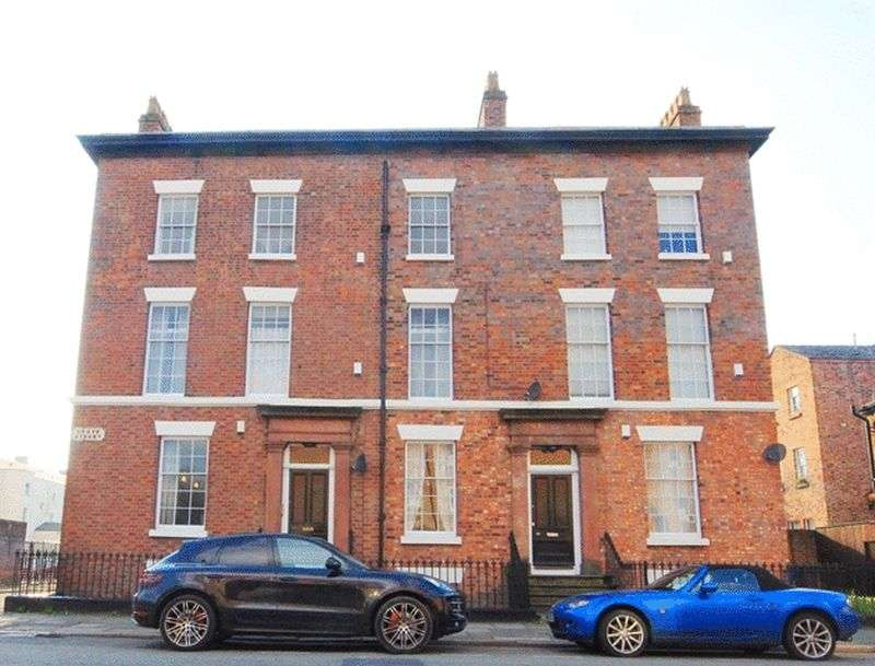 2 Bedrooms Flat for sale in Grove Street, Edge Hill, Liverpool, L7