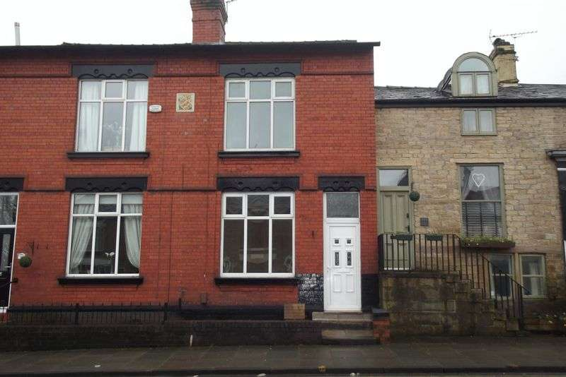 3 Bedrooms Terraced House for sale in Halliwell Road, Bolton
