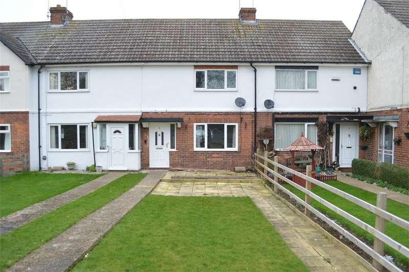 3 Bedrooms Terraced House for sale in Ash Grove, Sigglesthorne, East Riding of Yorkshire