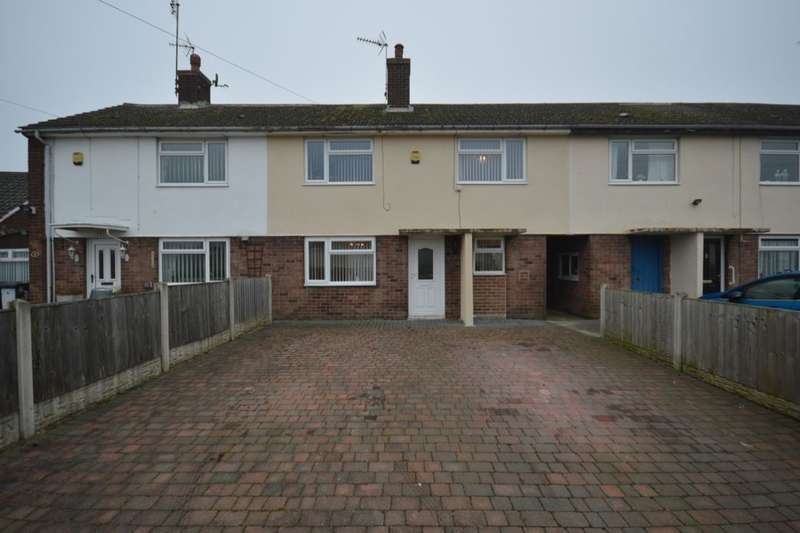 3 Bedrooms Property for sale in Heather Avenue, Heath, Chesterfield, S44