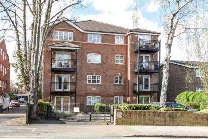 2 Bedrooms Flat for sale in Mayfield Court, 56 Westmoreland Road, Bromley