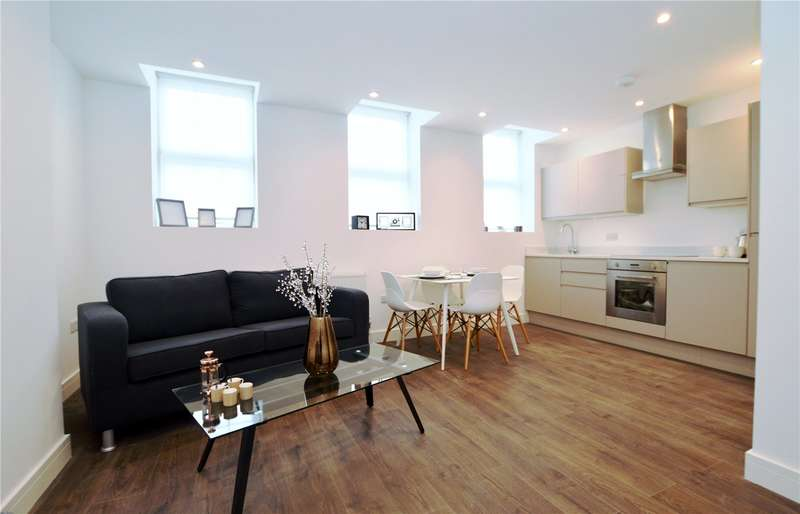 2 Bedrooms Apartment Flat for sale in The Broadway, Mill Hill, London, NW7