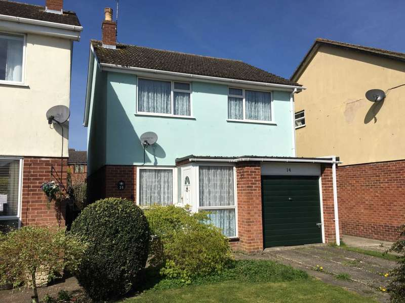 3 Bedrooms Detached House for sale in Charter Way, Wallingford