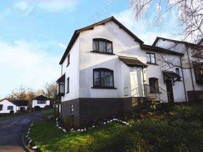 3 Bedrooms End Of Terrace House for sale in Dawlish, Devon