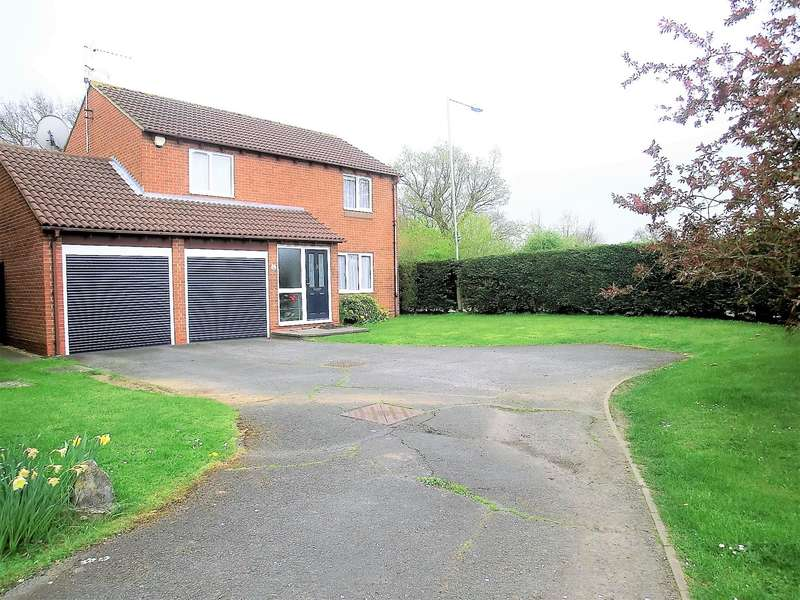 4 Bedrooms Detached House for sale in Toseland Way, Lower Earley, Reading, RG6 7YA