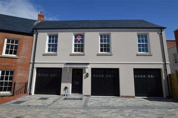 3 Bedrooms Maisonette Flat for sale in Sherford Village, Haye Road, Plymouth, Devon