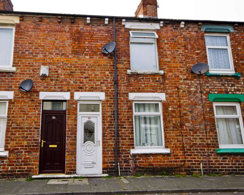2 Bedrooms Terraced House for sale in Essex Street, Middlesbrough, TS1 4PU