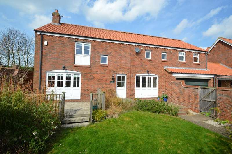 5 Bedrooms Detached House for sale in Kirby Grindalythe, Malton YO17