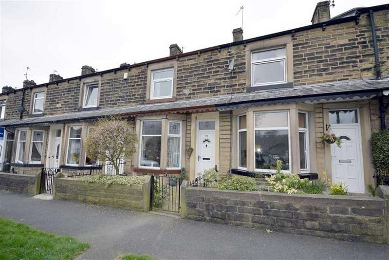 2 Bedrooms Terraced House for sale in Parker Street, Colne, Lancashire