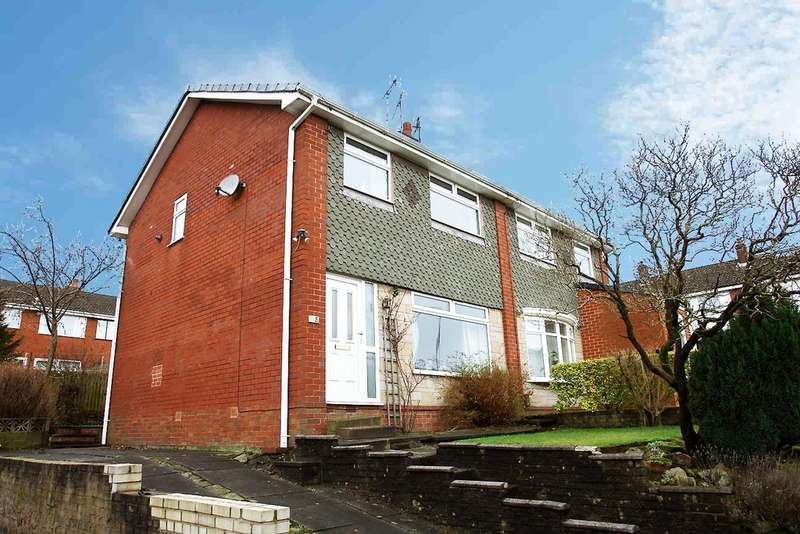 3 Bedrooms Semi Detached House for sale in 58 Denbydale Way, Royton