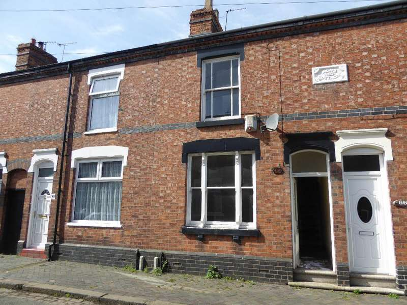2 Bedrooms House for sale in Furber Street, Crewe